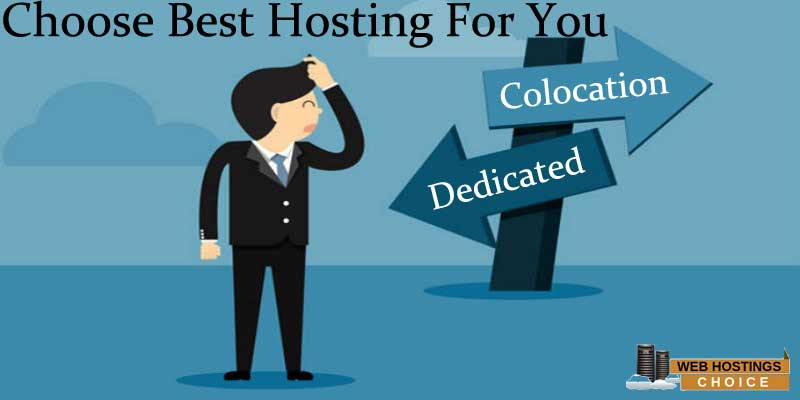 Colocation Vs Dedicated Web Hosting