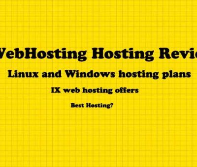 IXWebHosting Hosting Reviews