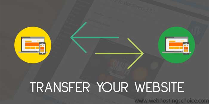 Transfer Your Website