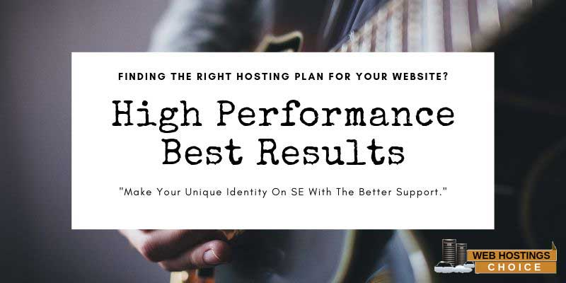 Choose The Right Hosting