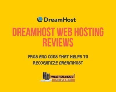 DreamHost Web Hosting Reviews