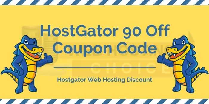 HostGator 90 Off Coupon Code
