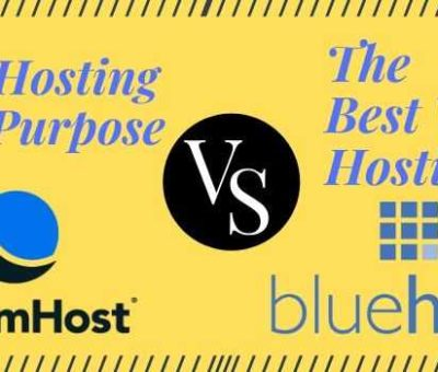 bluehost VS DreamHost