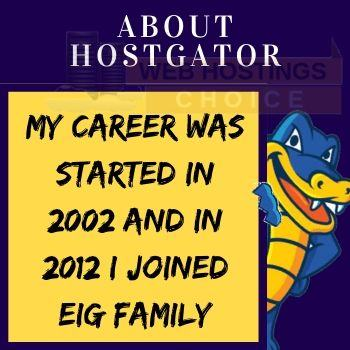 About Hostgator