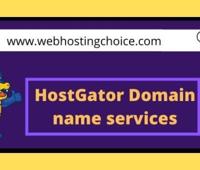 HostGator Domain Name Services
