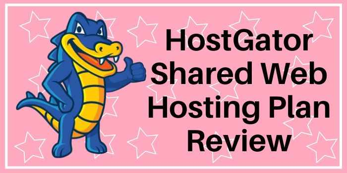 HostGator Shared Web Hosting Review