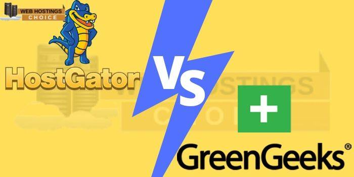 Hostgator vs Greengeeks
